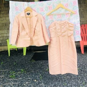 Adrianna Papell Occasions Dress & Jacket Set